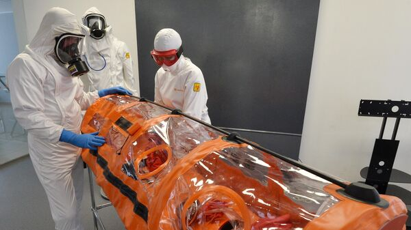Производство медицинских костюмов биозащиты