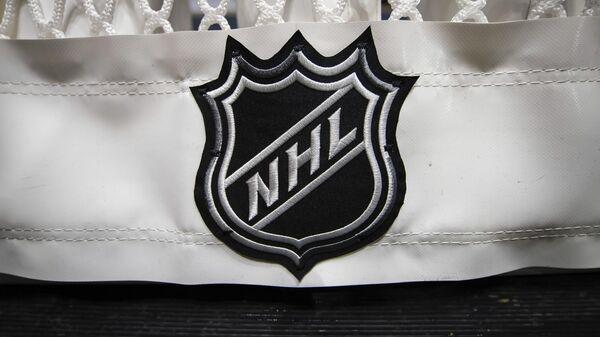 Логотип Национальной хоккейной лиги (НХЛ)
