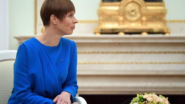Не ходите, Керсти, по Москве гулять. Эстония против 9 мая