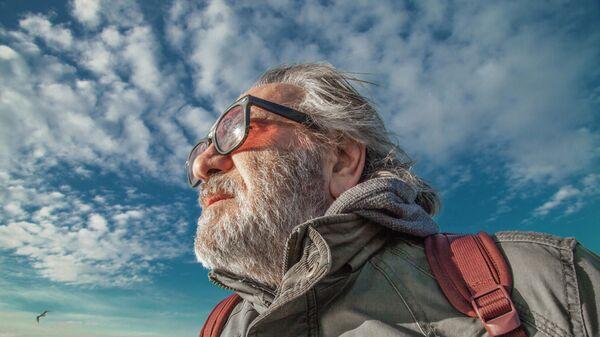 Портрет пожилого человека