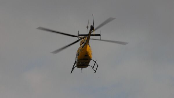 Крушение частного вертолета в Татарстане: видео и последние новости