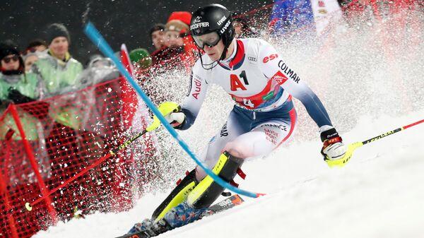 Французский горнолыжник Клеман Ноэль