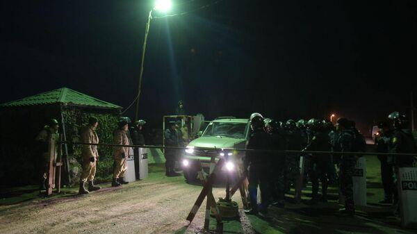 Ситуация на границе Казахстана и Кыргызстана после беспорядков в селе Масанчи