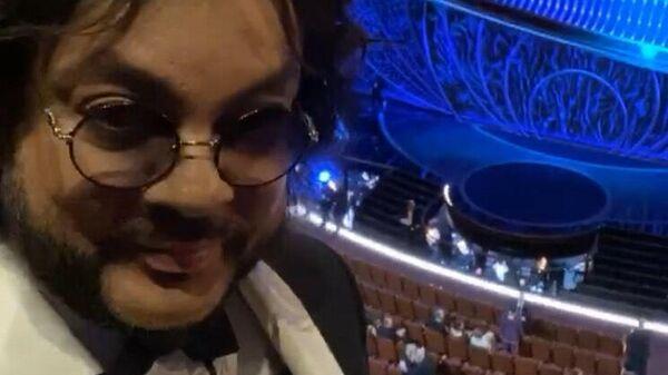 Филипп Киркоров на премии Оскар