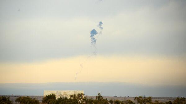 В Идлибе сбит вертолёт сирийской армии