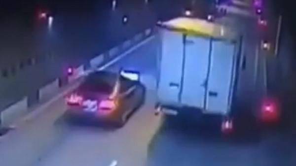 Момент смертельного ДТП в Сочи попал на видео