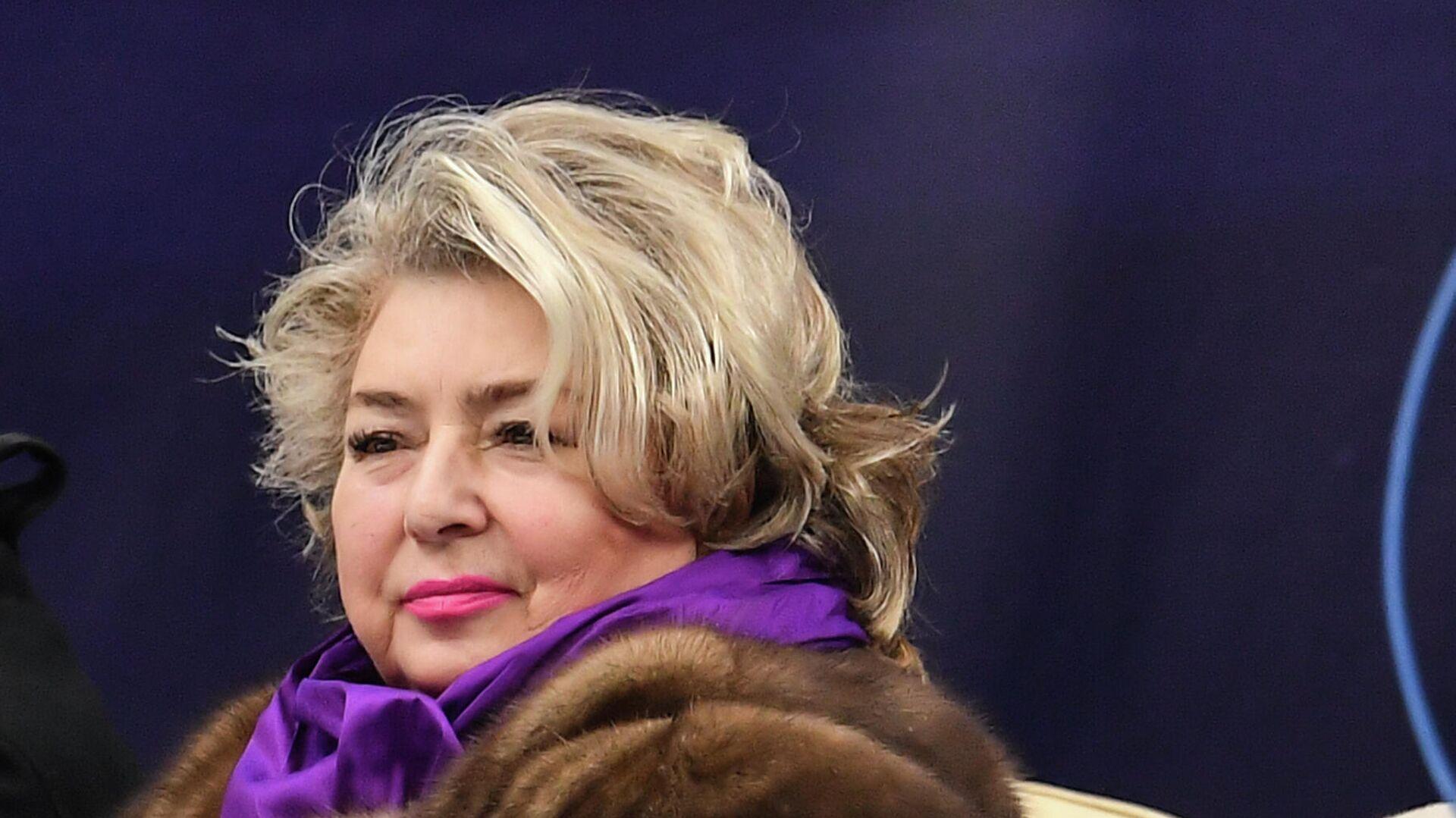 Татьяна Тарасова - РИА Новости, 1920, 26.01.2021