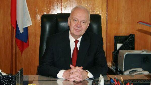 Посол Российской Федерации во Вьетнаме Константин Внуков