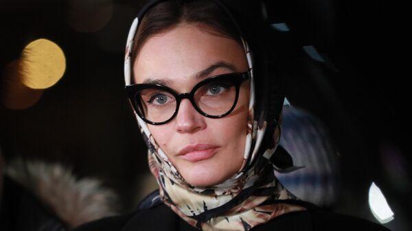 Модель, блогер Алена Водонаева