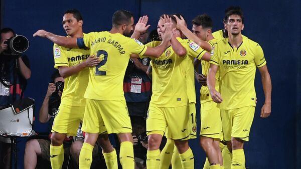 Футболисты Вильярреала