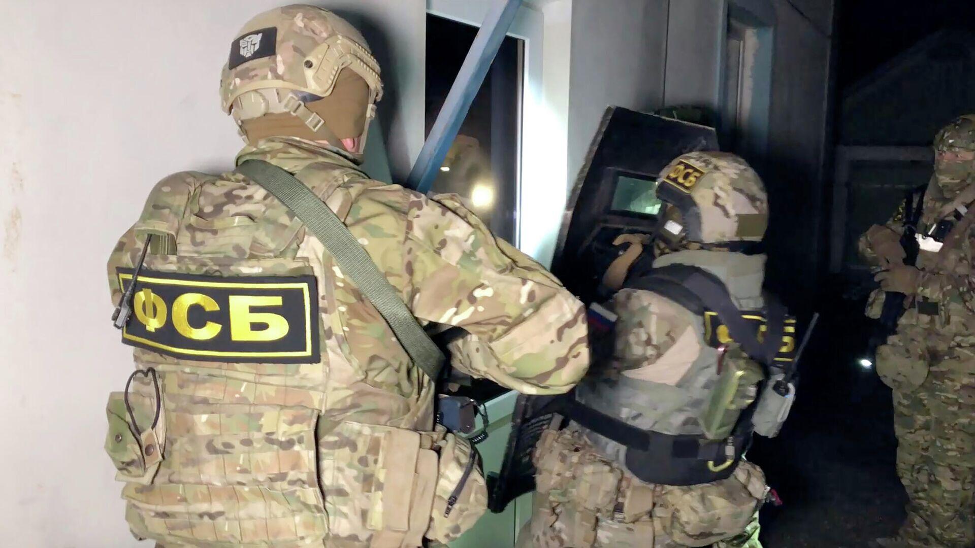 ФСБ предотвратила теракт в Тамбове