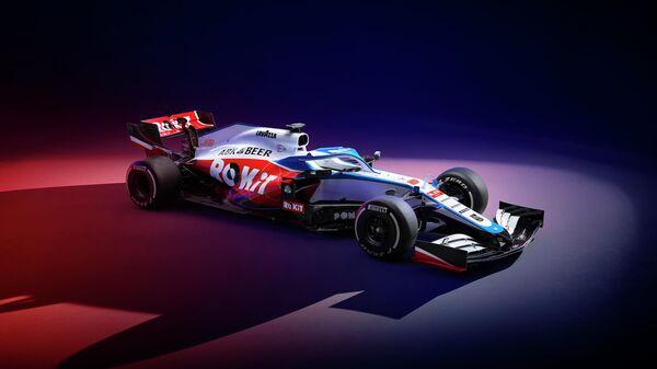 Гоночный болид команды Уильямс Формулы-1