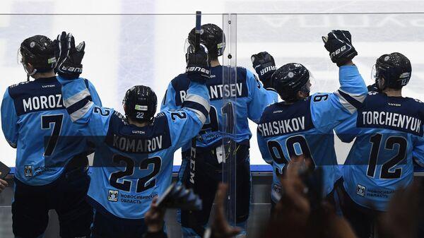 Игроки Сибири