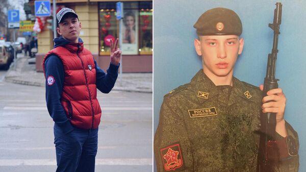 Никита Воропаев, Дмитрий Мордвинцев