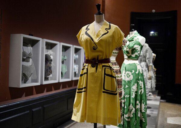 Экспозиция Музея моды в Париже