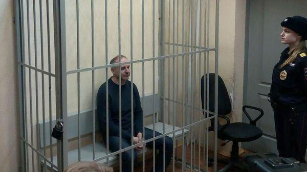 Михаил Шилиманов в суде