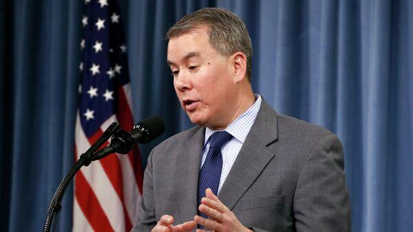 Заместитель министра обороны США Джон Руд