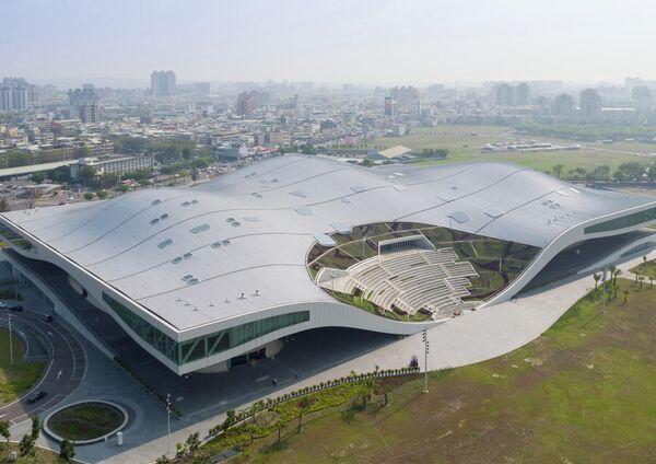 Национальный Гаосюнский центр искусств Вэйуин