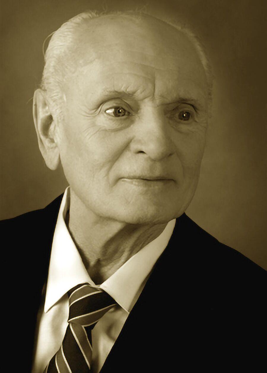 Актер Константин Константинович Градополов (1927-2012)