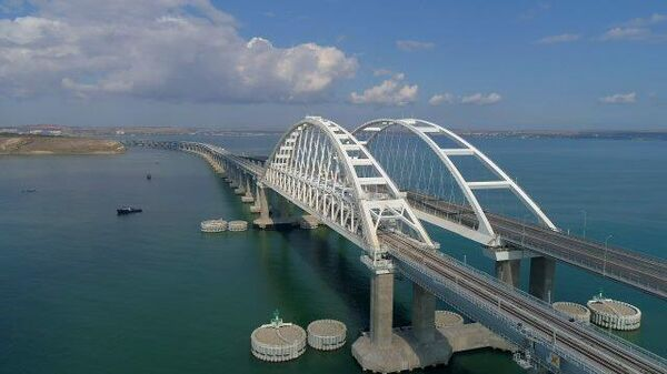 Крымский мост: как создавалась легенда