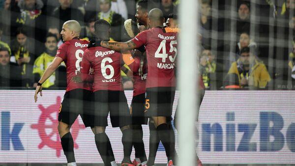Футболисты Галатасарая