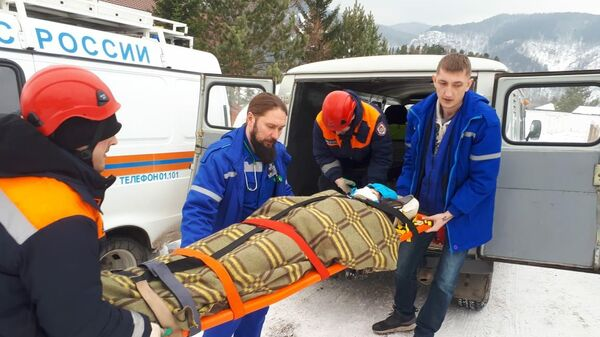 7 человек получили травмы во время прогулки к Манской петле в Красноярском крае. 24 февраля 2020