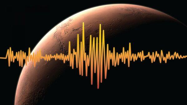 Марсианские землетрясения