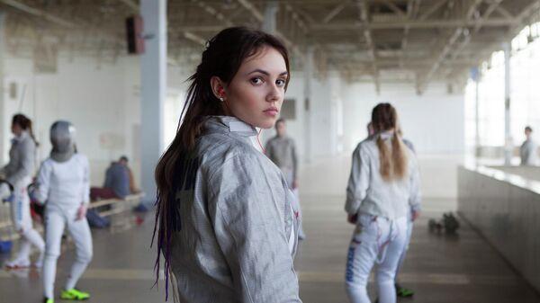 Кадр из фильма На острие