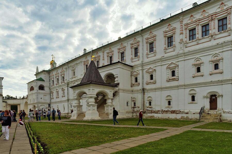 Рязань. Кремль. Дворец Олега (Архиерейский дом)