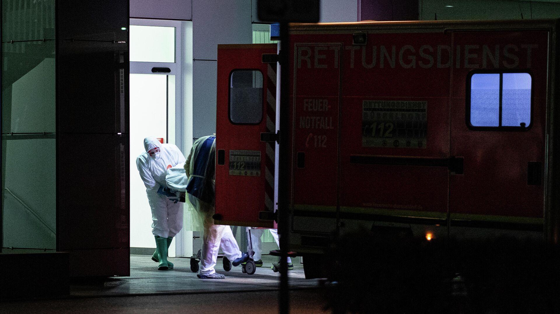 В Германии число умерших от COVID-19 превысило 40 тысяч