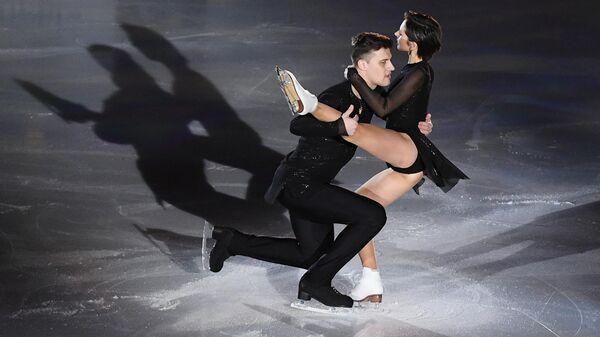 Наталья Забияко и Александр Энберг