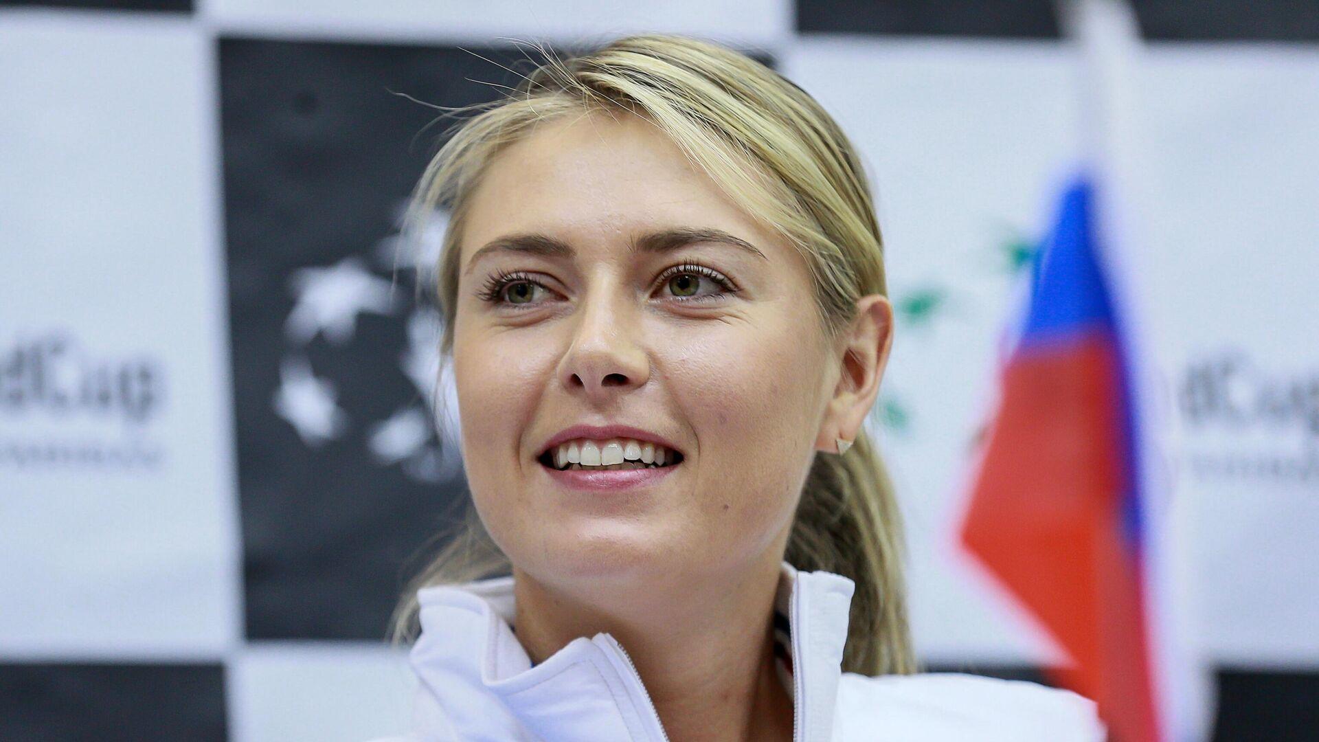 Теннисистка Мария Шарапова - РИА Новости, 1920, 19.10.2020