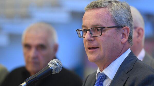 Чрезвычайный и Полномочный посол Австрии в РФ Йоханнес Айгнер
