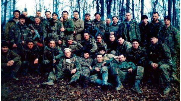 Разведвзвод 6-й роты