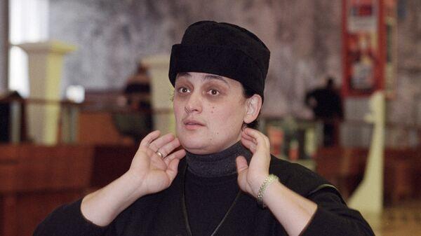 Майя Чибурданидзе. Архивное фото
