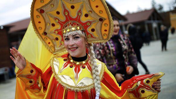 Празднование Масленицы в регионах России