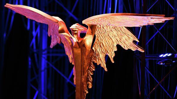 На церемонии вручения Национальной кинематографической премии НИКА