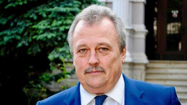 Глава торгового представительства России в Сербии Андрей Хрипунов
