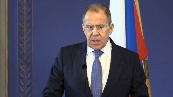 Лавров прокомментировал предстоящие переговоры Путина и Эрдогана