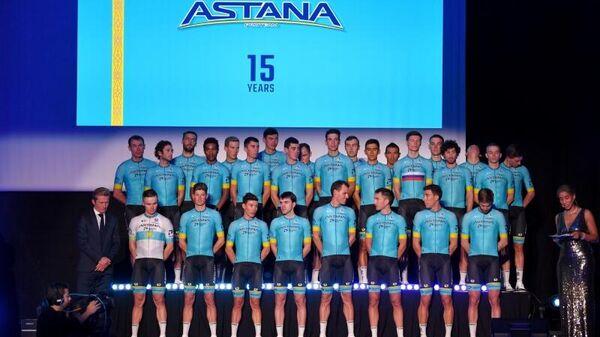 Велокоманда Астана