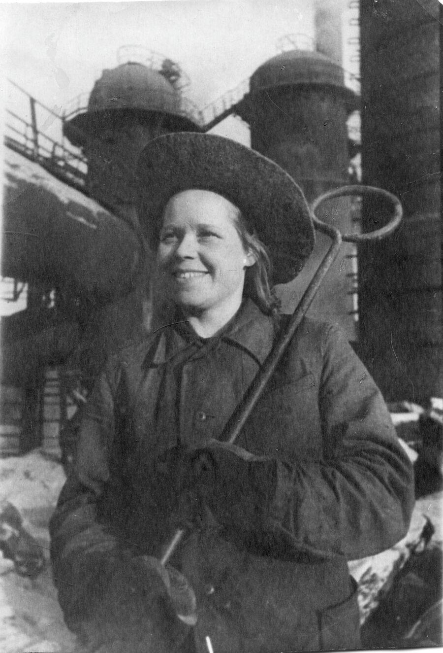 Фаина Шарунова