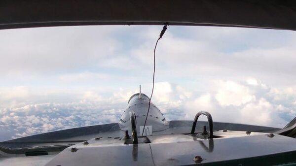 Учения ВКС России над Северным Ледовитым и Атлантическим океанами