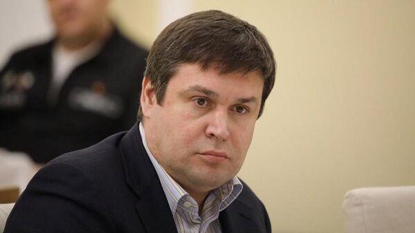 Директор Музейно-выставочного технического центра Автомотоклуба ФСО России Сергей Паронджанов