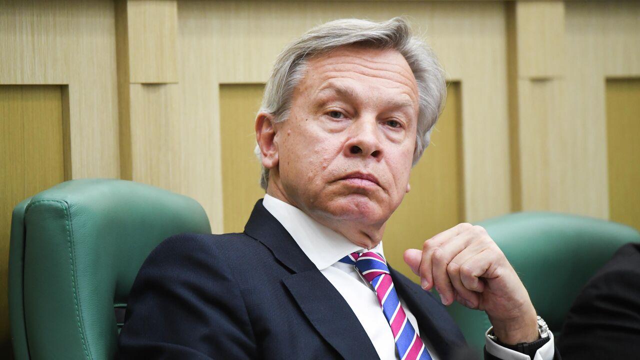"""Пушков ответил на """"истерику"""" украинского дипломата из-за борьбы с Россией"""