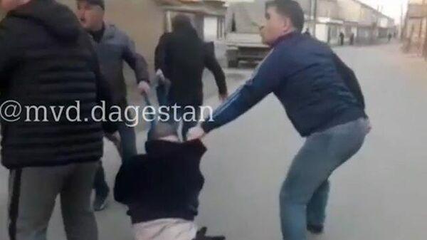 Жители дагестанского села устроили самосуд