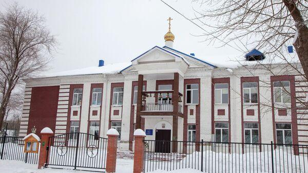 Центр по уходу за пожилыми и тяжелобольными людьми Обитель милосердия в честь великомученика Димитрия Солунского
