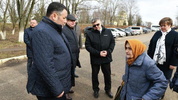 Руденя:  Торжок станет пилотной площадкой нового соцпроекта