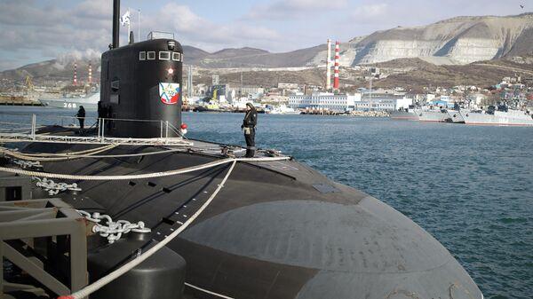 Подводная лодка Великий Новгород