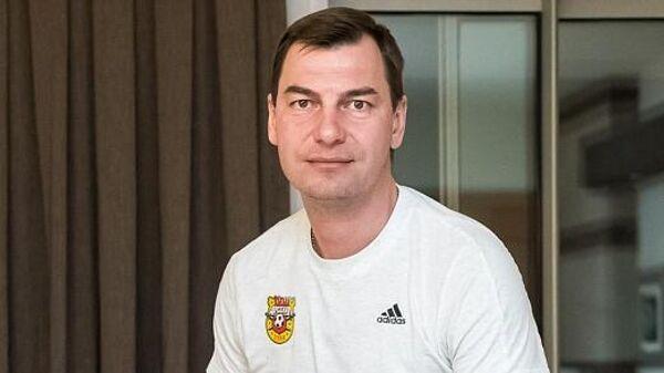 Главный врач тульского Арсенала Александр Резепов