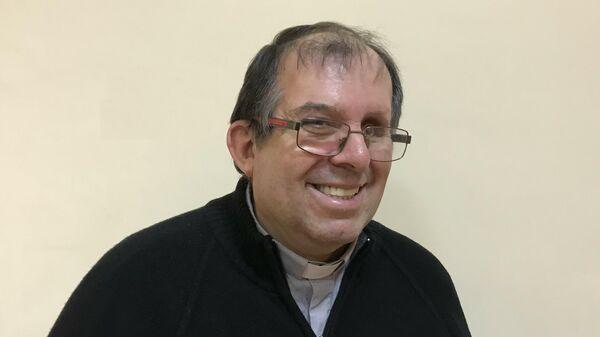 Профессор теологии Папского Восточного института и Папского Григорианского университета Джермано Марани